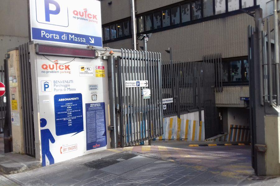 Quick Porta di Massa – Napoli